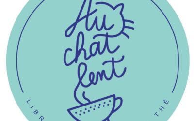 """Coin Lecture avec Clémentine, librairie """"Au chat lent"""""""
